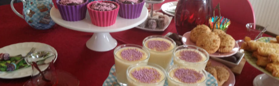 Tulp catering high tea for kids